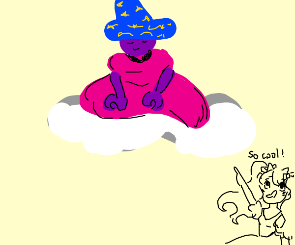 Cloud Wizard Is So Cool