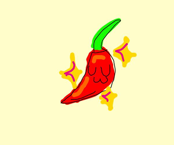 sparkly uwu pepper
