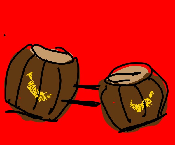 Different kinds of drums