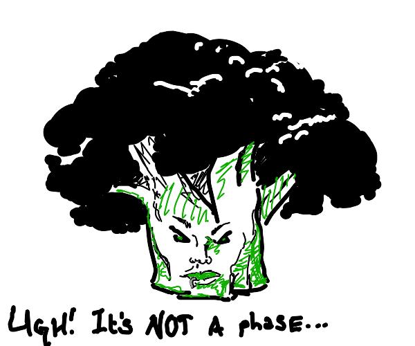Goth Broccoli