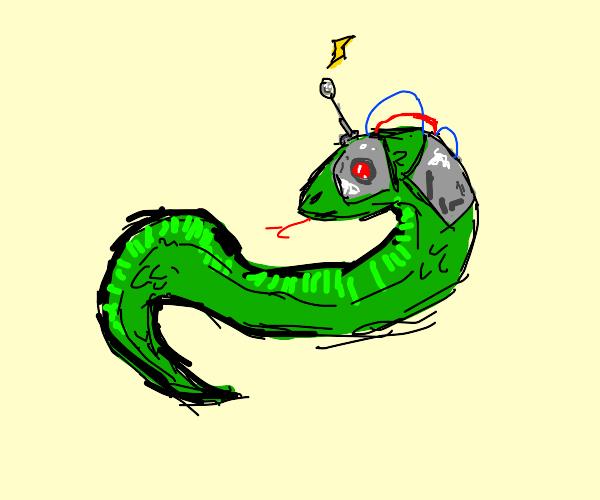 Robo-Snake