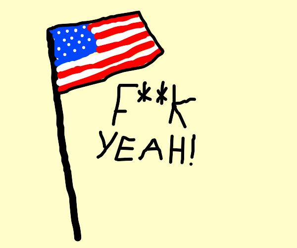 Americuhh Fk Yeah