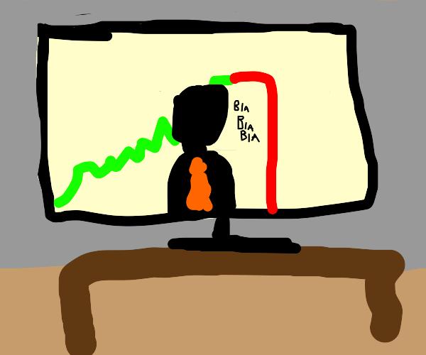 tv with stocks news