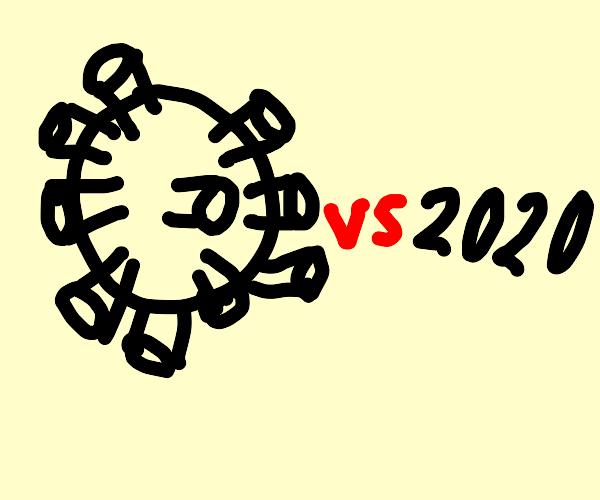 corona virus V.S. 2020