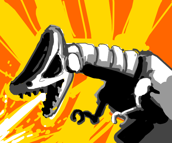 robot reptile
