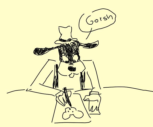 Goofy Sketching