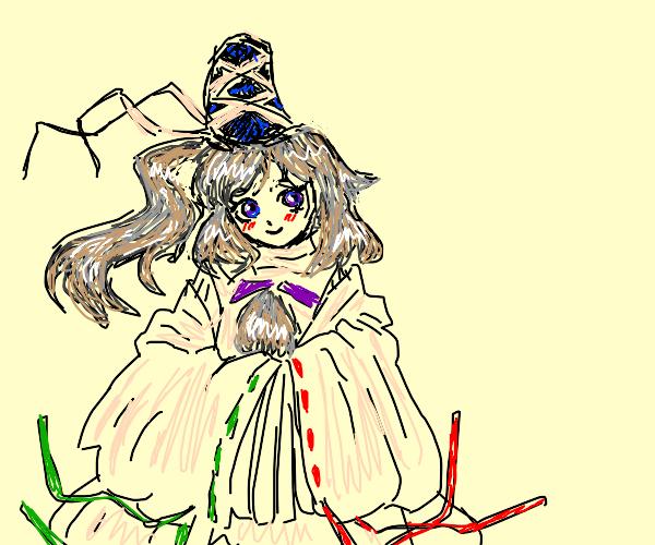 Mononobe no Futo (Touhou)