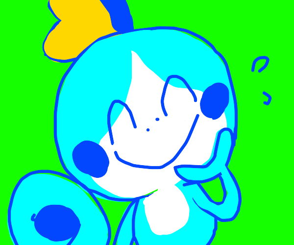 happy sobble