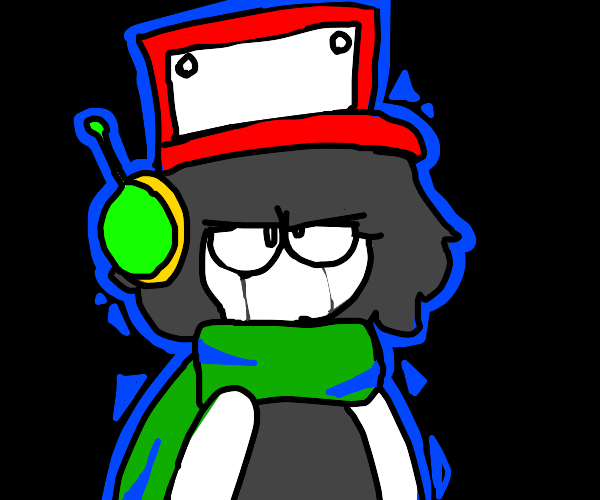 the guy from cave story