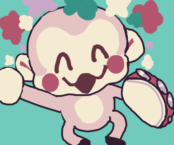 This is a Top Game (so make something cute)