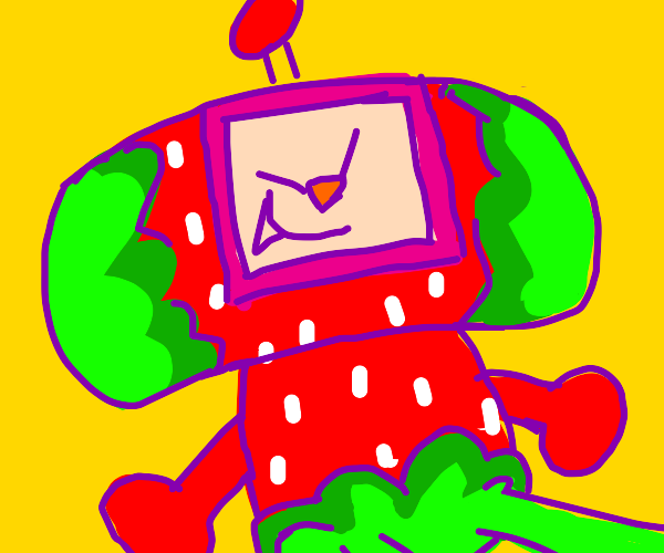Draw your favorite video game character