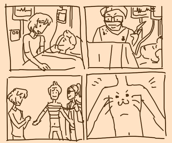 Surgery Gone Wrong Comic