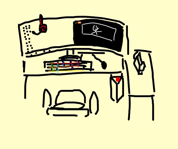 Gamer Computer Setup