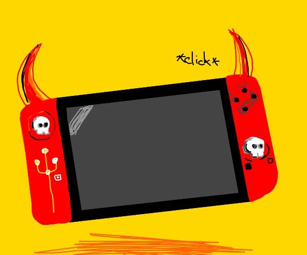 Devil's Nintendo Switch
