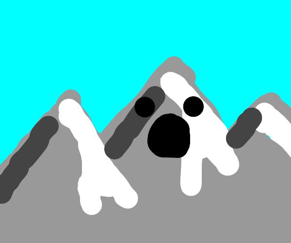 screaming mountain