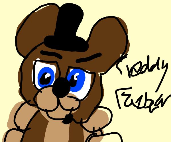 Freddy Fazbear Himself