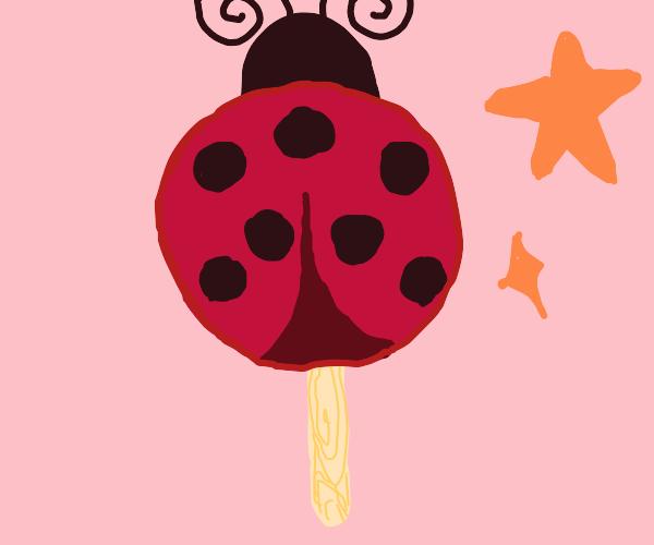 bug lollipops