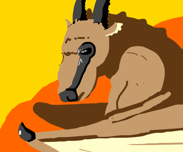 dragon Chamois