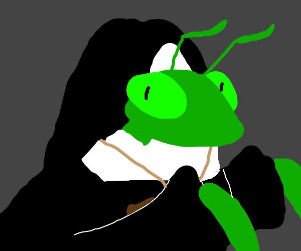 Mantis nun