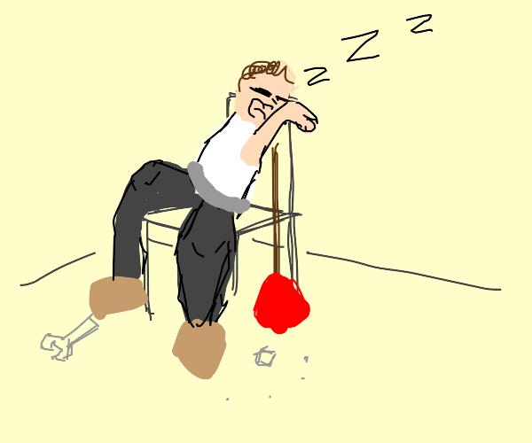 Plumber Snoring