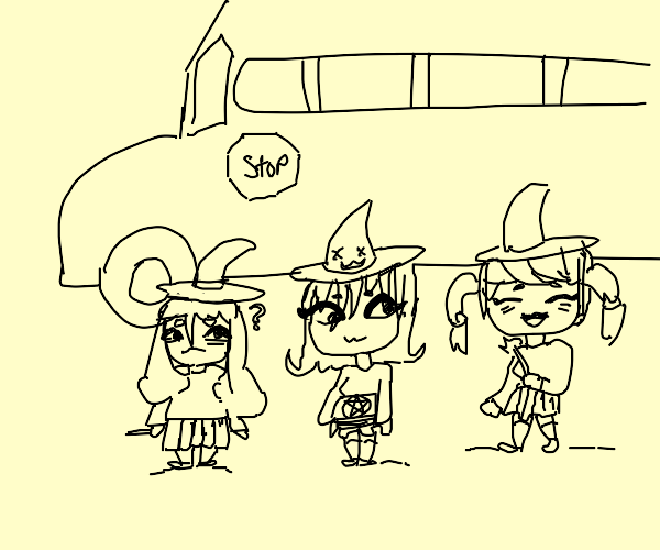 tiny witches