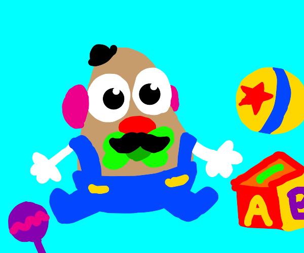 Baby Mr. Potato Head