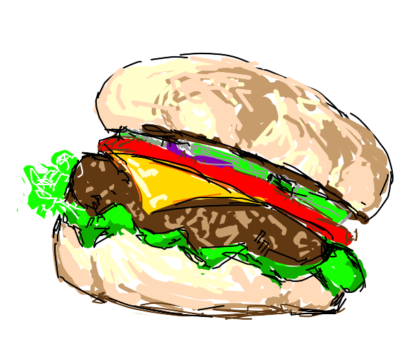 The Krabby Patty