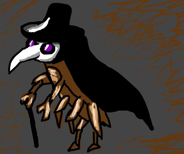 Plague Roach