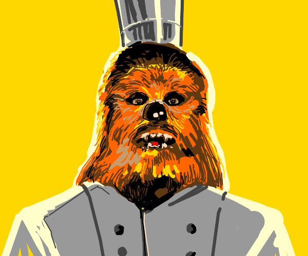 Chef Chewbacca