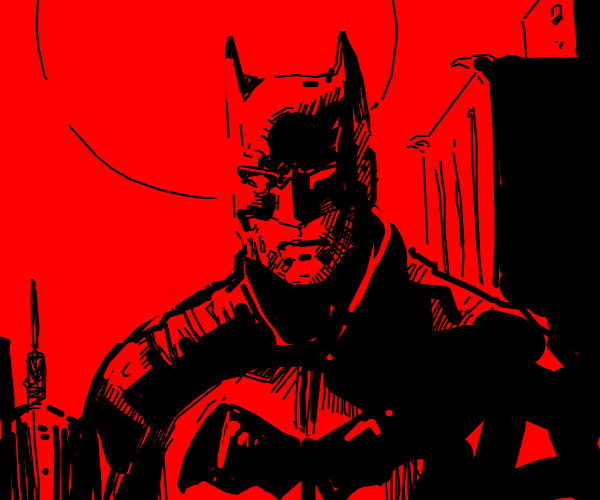 he is batmen