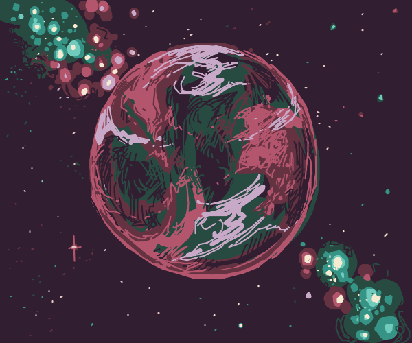 A new earth discovered