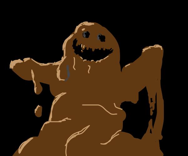 poo monster