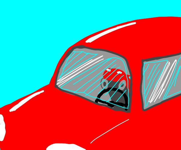 Car inside a car