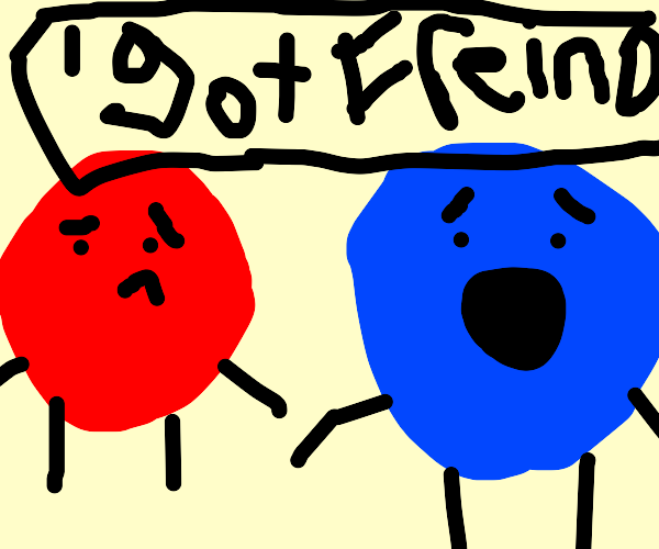 Red confesses to Blue, gets friendzoned