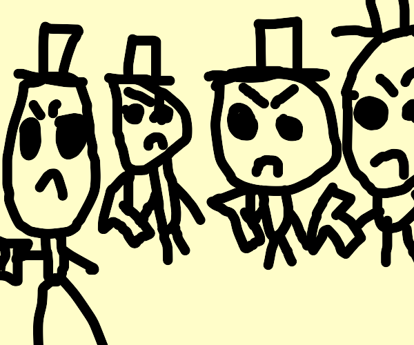 Angry Marching Band