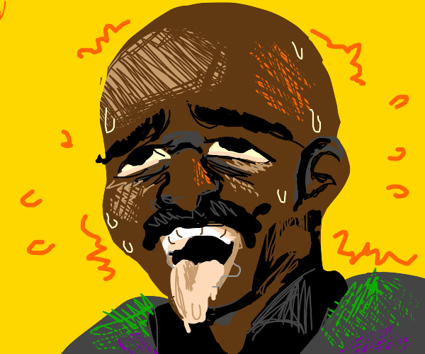 ahegao steve harvey