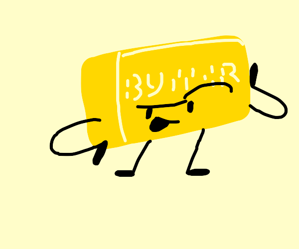 butter is sexy