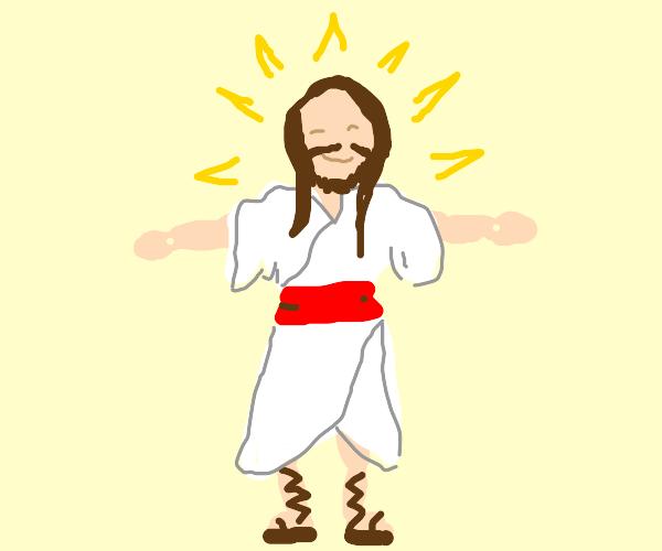 t-posing jesus