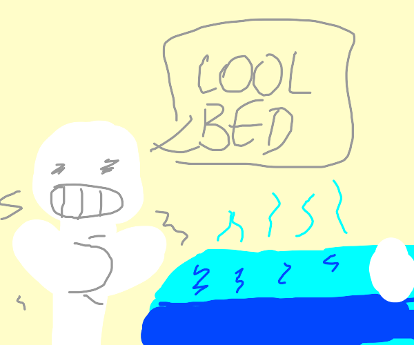 mmm cool bed