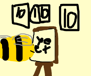 Bee art contest