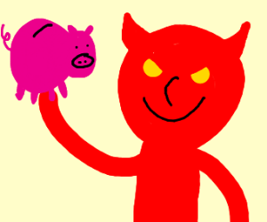 devil's bank