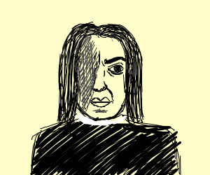 Snape gives you the death stare