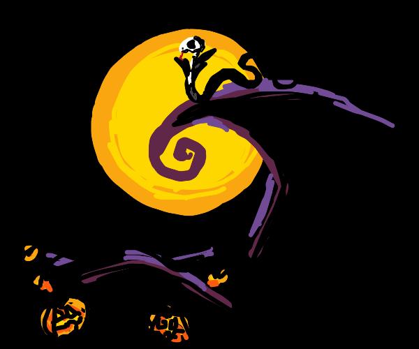 the nightmare b4 christmasssss (snake jack)