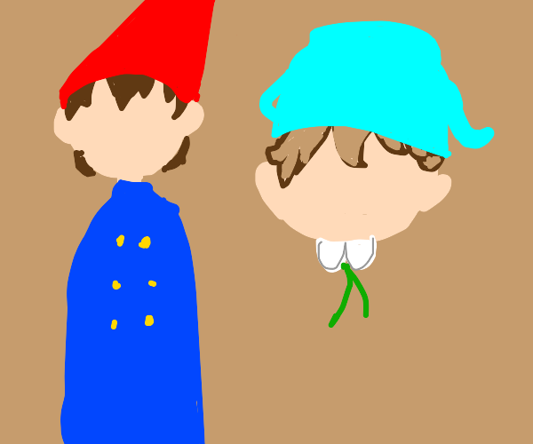 Over the garden wall wirt and greg