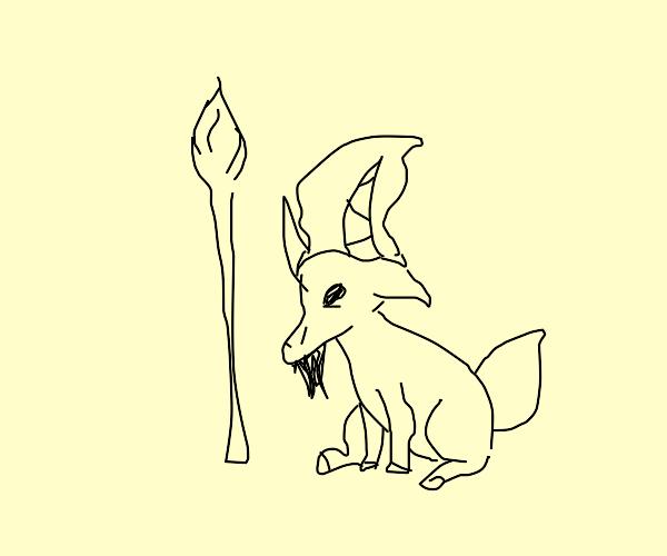 Gandalf goat