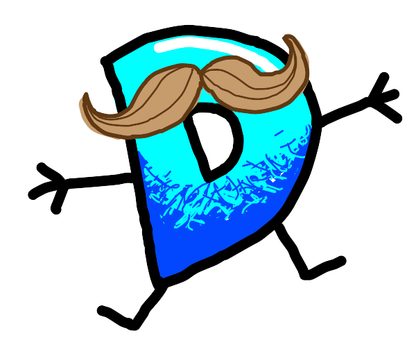 Drawception D With A Mustache