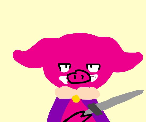 Technoblade the pig