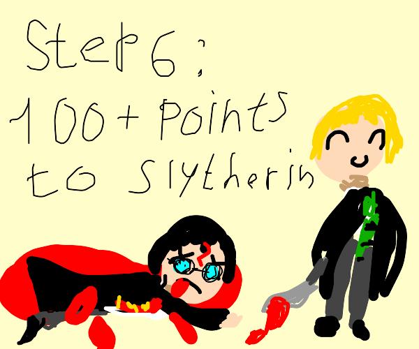 Step 5: Kill the Magician instead