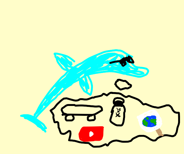 Cool Dolphin
