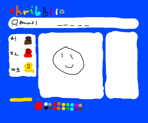 some online drawing game